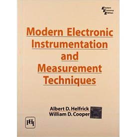 Modern Electrionic Instrumentation aqnd measurment Techniques