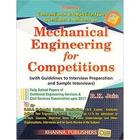 Mechanical Engineering for Competition- Objective Type