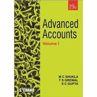 Advanced Accounts volume- 1