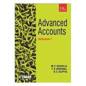 Advanced Accounts volume- 1