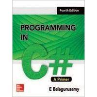 programming in C+ + - A Primer