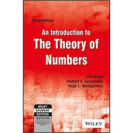 An Introduction to theory of Numbers