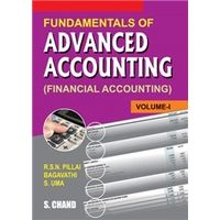 Fundamental of Advanced Accounting volume- 1 (Financial Accounting)