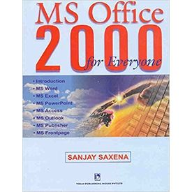 MS Office 2000 for Every one