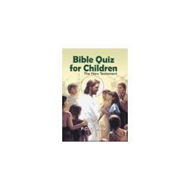Bible Quiz for Children (NT)