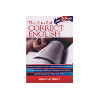 A to Z of Correct English, The