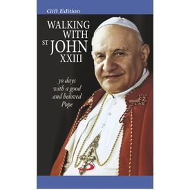 Walking with st John XXIII