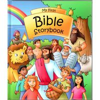 My First Bible Story
