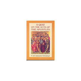 Quiz on the Acts of the Apostles, A