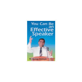 You Can Be an Effective Speaker