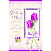 Warm And Loving Birthday Wish 3
