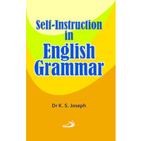 Self- instruction in English Grammar