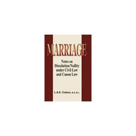Marriage: Notes on Dissolution/Nullity