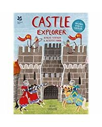 Castle Explorer: Knight Sticker & Activity Book