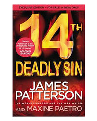 14th Deadly Sin: Women's Murder Club 14