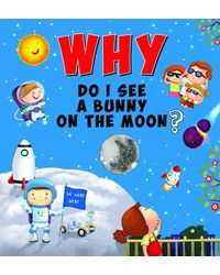 Why Do I See a Bunny On the Moon?