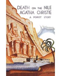 Death on nile- poirot facsimile