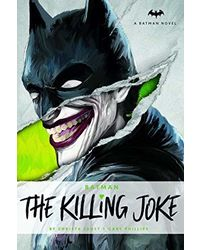DC Comics novels- Batman: The Killing Joke