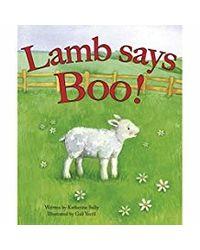 Lambo says Boo!