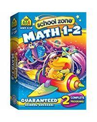Math 1- 2 2- pack Software