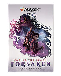 Magic: The Gathering- War Of The Spark: Forsaken: 2
