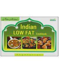 Indian Low Fat Cook Book Vegetarian