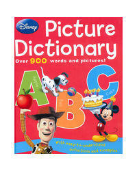 Disney my picture dictionar