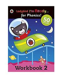 Workbook 2: Ladybird I'M Ready For Phonics