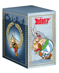 Asterix Box Set Of 36