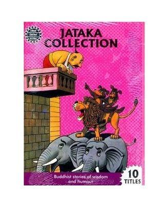 Jataka Collection: Amar Chitra Katha 10 Titles
