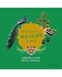 Wonderful Wildlife A To Z