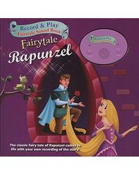 Record And Play Fairy Tale Sound Book Rapunzel