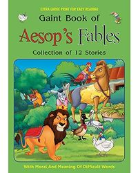 Giant Book of Aesop's Fables