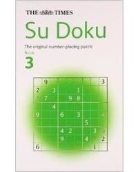 The Times Sudoku Book 3(Nr)