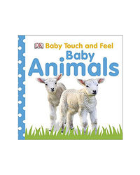 Baby Touch & Feel: Baby Animals