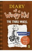 Diary of a wimpy kid: third bk+
