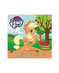 Applejack's Busy Day: Board Book