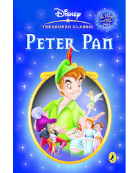 Treasured classic peter pan