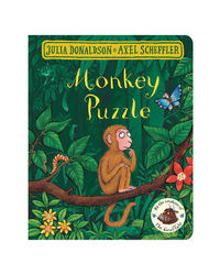 Monkey Puzzle (Board Book)
