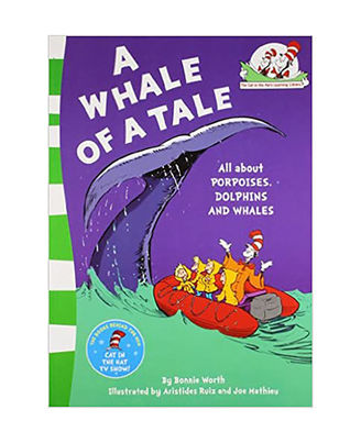 A Whale Of A Tale! He Cat In The Hat s Learning Library)