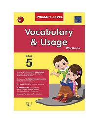 Sap Vocabulary & Usage Workbook Primary Level 5