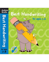 Best Handwriting For Ages: 7- 8