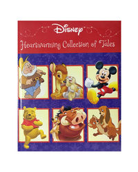 Disney Heart- Warming Collection Of Tales