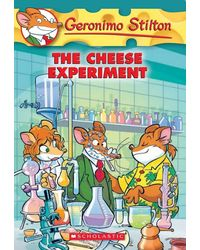Geronimo# 63: cheese experiment