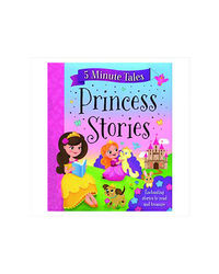 Princess Stories 5 Min Tales
