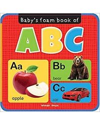 Babys Foam Book Of Abc