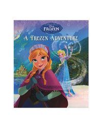 Disney Frozen A Frozen Adventure (Disney Picture Books)