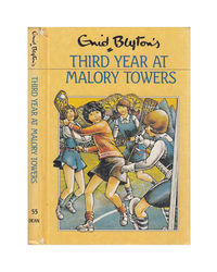 Third Year: Book 3 (Malory Towers)