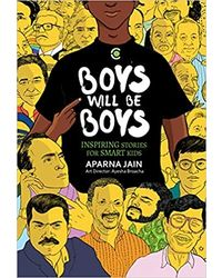 Boys will be boys: inspiring s