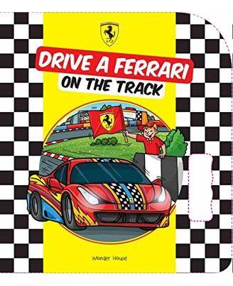 Drive ferrari on the track- pas